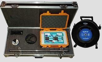 دستگاه انحراف سنج افقی Horizontal Inclinometer